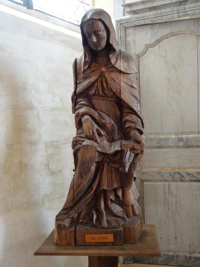 Journées du patrimoine 2018 - Visite de l'église Saint-Benoît