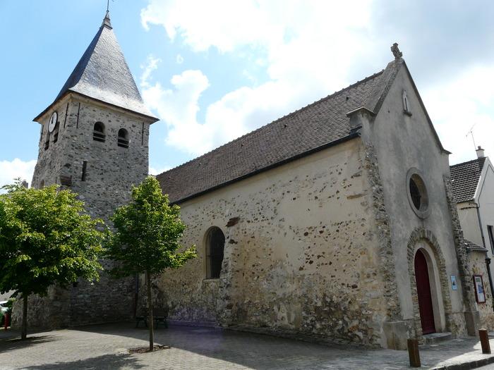 Journées du patrimoine 2018 - Visite de l'église Saint-Antoine à Carnetin