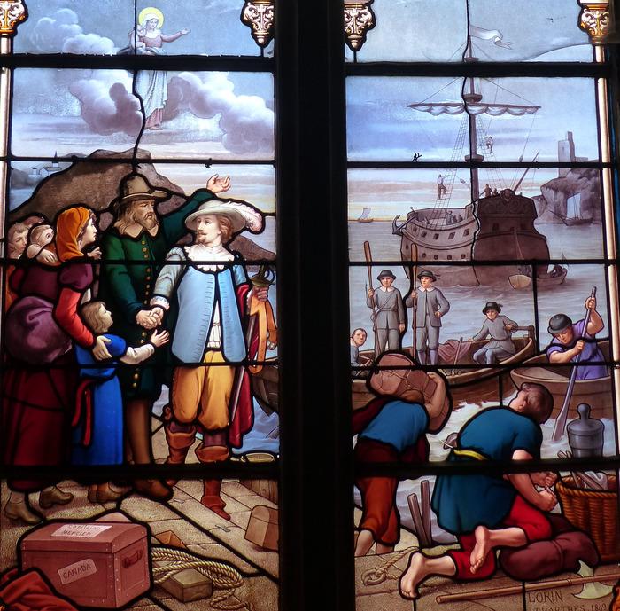Journées du patrimoine 2018 - Visite libre de l'église Saint-Aubin
