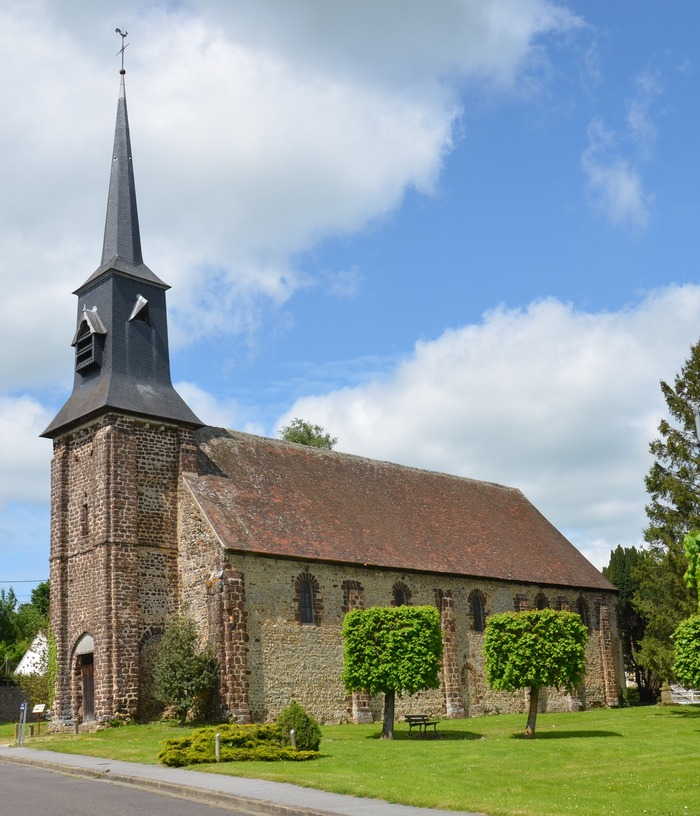 Journées du patrimoine 2018 - Visite libre de l'église Saint-Barthélemy