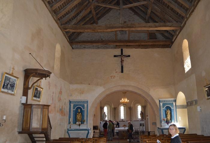 Journées du patrimoine 2018 - Visite de l'Église Saint-Blaise