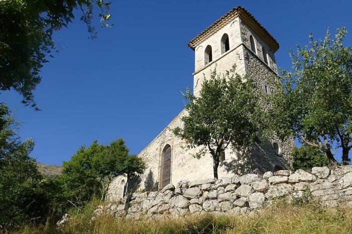 Journées du patrimoine 2018 - Visite de l'église Saint-Clair