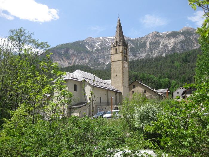 Journées du patrimoine 2018 - Visite de l'église Saint-Claude de Val-des-Prés