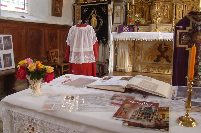 Journées du patrimoine 2018 - Visite libre de l'église Saint-Denis