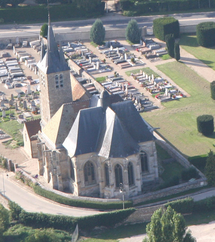 Journées du patrimoine 2018 - Visite commentée de l'église Saint-Georges de Richebourg