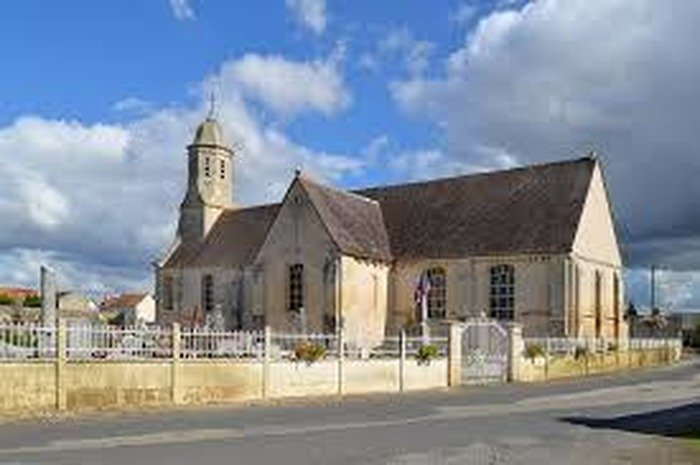 Journées du patrimoine 2018 - Visite libre de l'église Saint-Germain, commune déléguée de Vieux Fumé