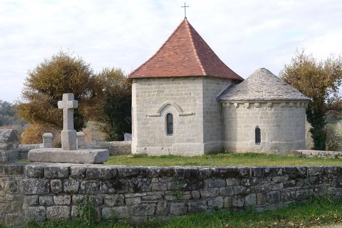 Journées du patrimoine 2018 - Visite de l'église Saint-Hilaire de la Combe