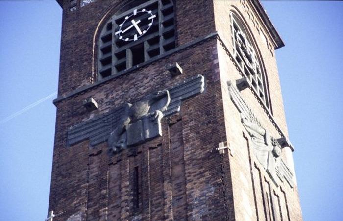 Journées du patrimoine 2017 - Visite libre de l'église Saint-Jean Eudes de Rouen