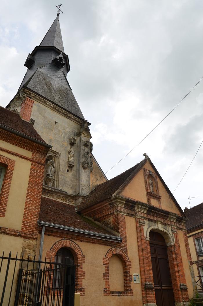 Journées du patrimoine 2018 - Visite guidée de l'église Saint-Jean