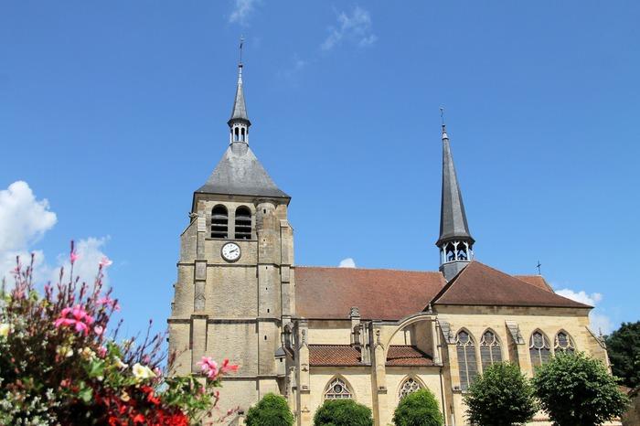 Journées du patrimoine 2018 - Visite de l'église Saint-Laurent-et-Saint-Jean-Baptiste de Soulaines-Dhuys