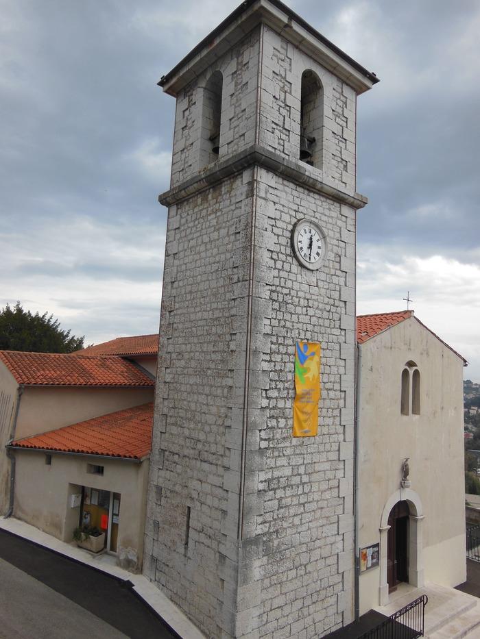 Journées du patrimoine 2018 - Visite de l'église Saint-Marc