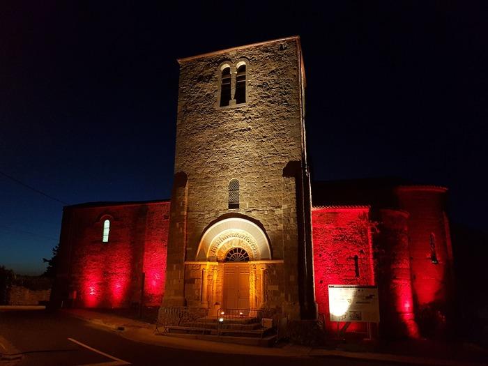 Journées du patrimoine 2018 - Visite de l'église Saint-Martin ainsi que du château de Glénay