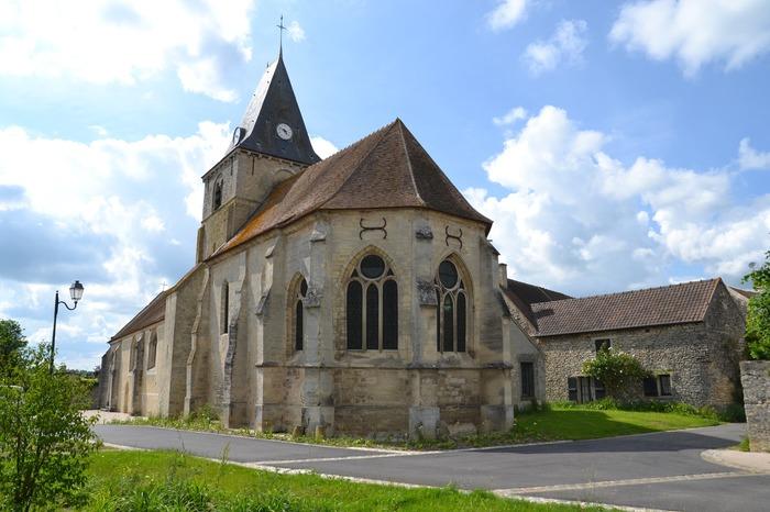 Journées du patrimoine 2018 - Visite de l'église Saint-Martin d'Omerville