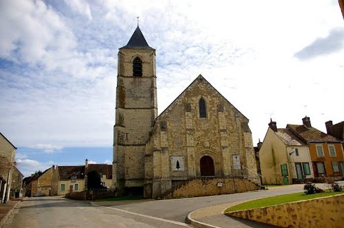 Journées du patrimoine 2018 - Visite libre de l'église Saint-Martin de Mâle (Val-au-Perche)