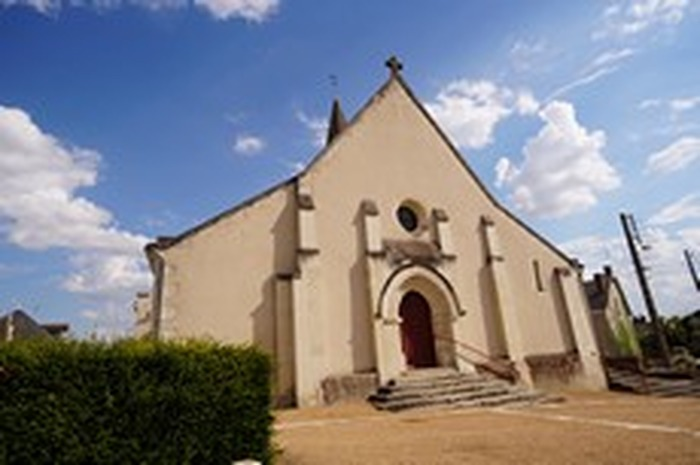 Journées du patrimoine 2018 - Visite de l'église Saint-Martin de Vertou