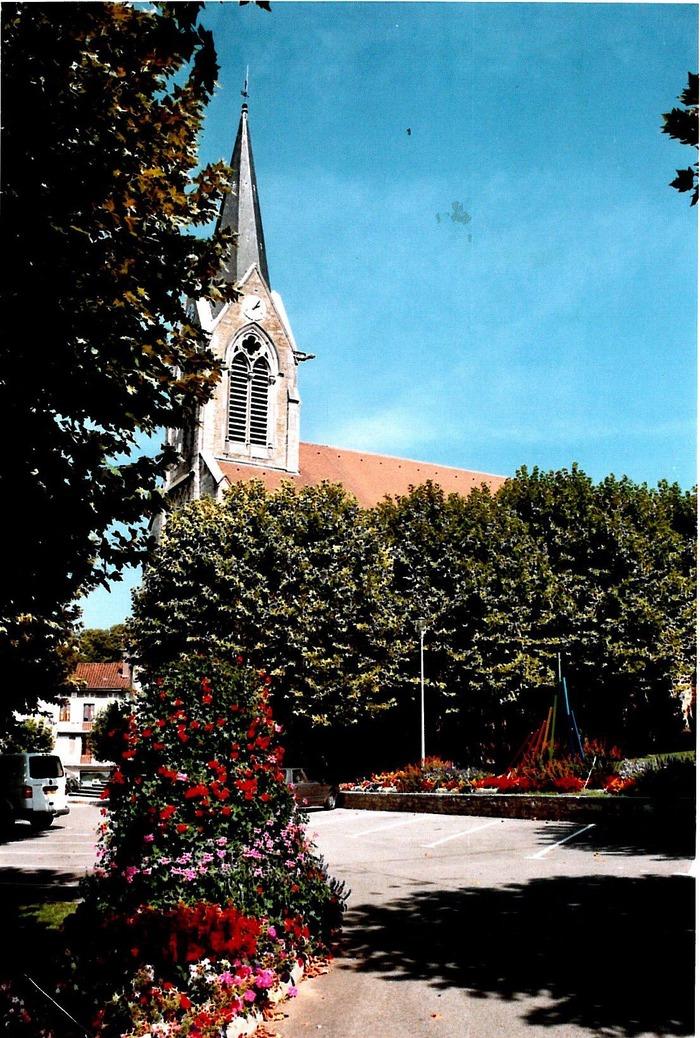 Journées du patrimoine 2018 - Visite libre de l'église Saint Martin.