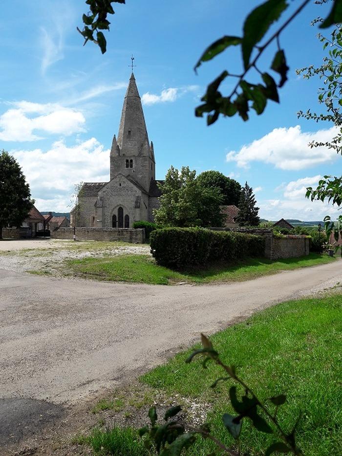 Journées du patrimoine 2018 - Visite de l'église Saint-Maurice de Thoisy-le-Désert