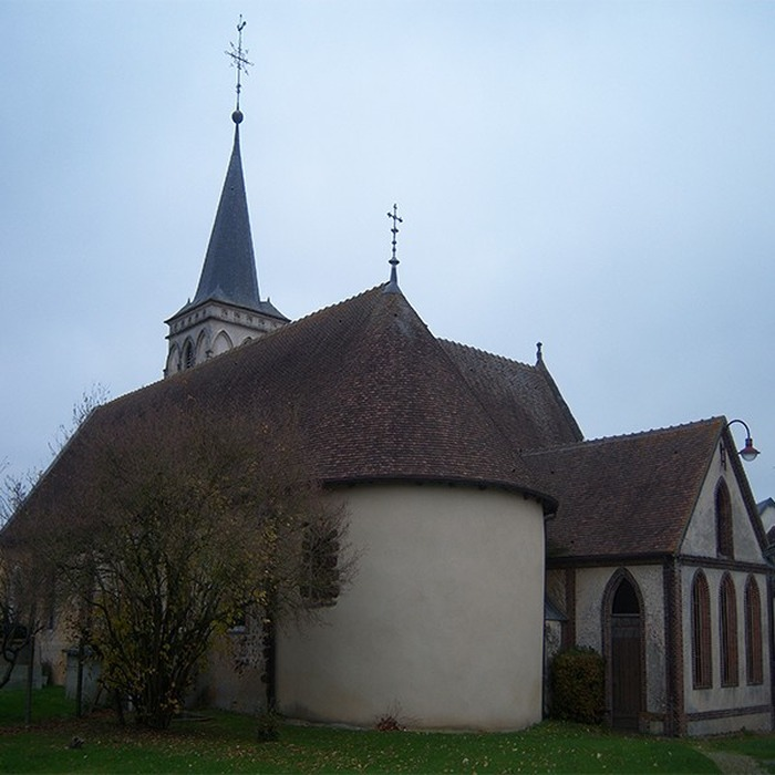 Journées du patrimoine 2018 - Visite libre de l'église Saint-Maurice