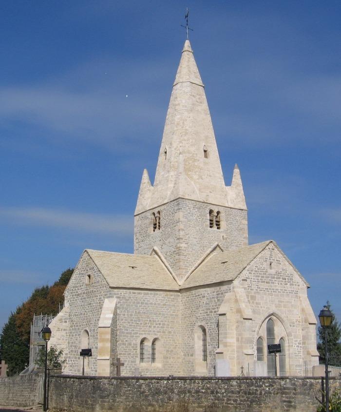Journées du patrimoine 2017 - Visite de l'Eglise Saint-Maurice
