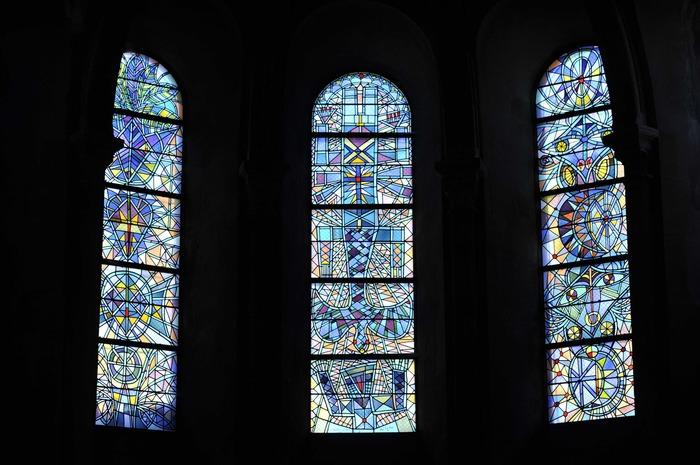 Journées du patrimoine 2018 - Visite de l'Eglise Saint-Maximin et ses vitraux