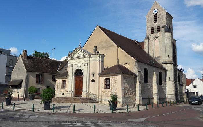 Journées du patrimoine 2018 - Visite de l'église Saint Michel de Morangis