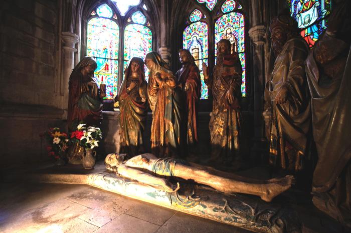 Journées du patrimoine 2018 - Visite de l'église Saint-Nicolas