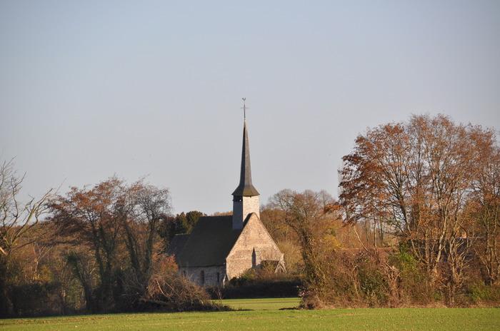 Journées du patrimoine 2018 - Visite libre de l'église Saint-Ouen de Mancelles