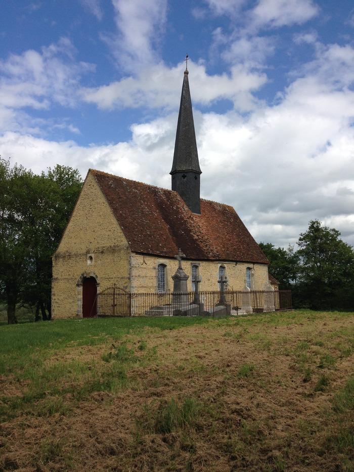 Journées du patrimoine 2018 - Visite libre de l'église Saint-Paterne de Montrond