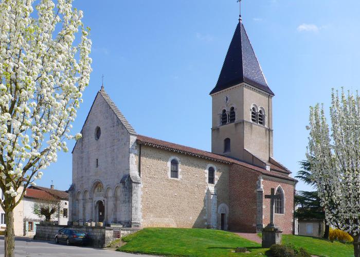 Journées du patrimoine 2018 - Visite de l'église Saint-Paul à Saint-Paul-de-Varax.