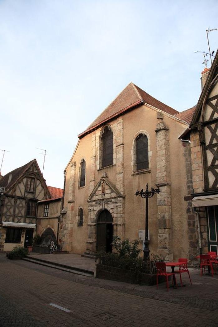 Journées du patrimoine 2018 - Visite commentée de l'église Saint-Pierre de Montluçon.
