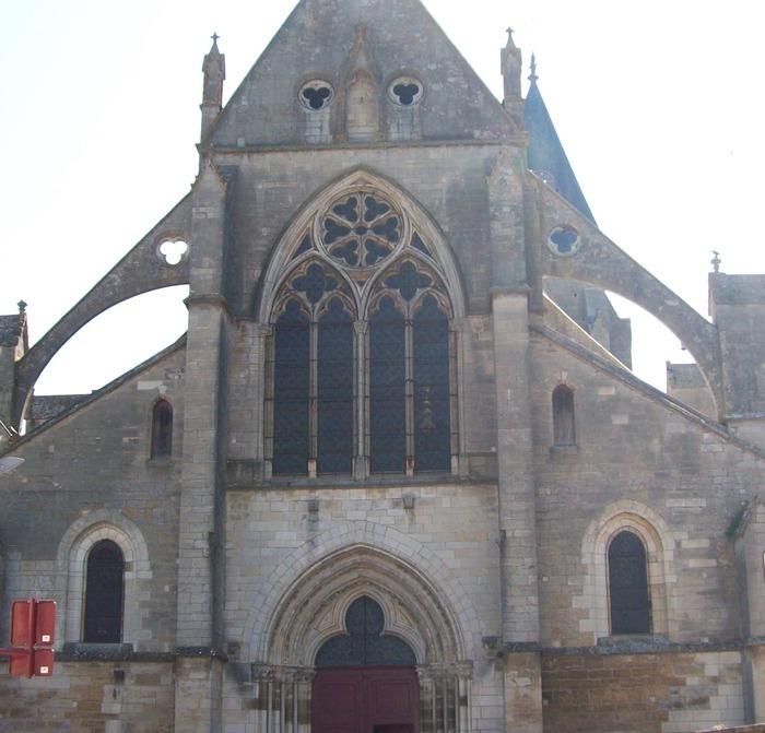Journées du patrimoine 2018 - Visite de l'Église Saint-Pierre de Varzy