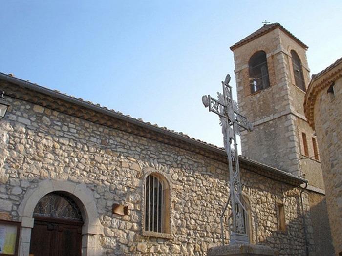Journées du patrimoine 2017 - Visite de l'Eglise Saint-Pierre de Villeperdrix