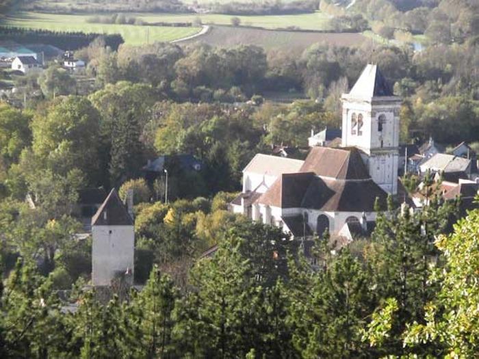 Journées du patrimoine 2019 - Visite de l'église Saint-Pierre Saint-Paul de Cravant