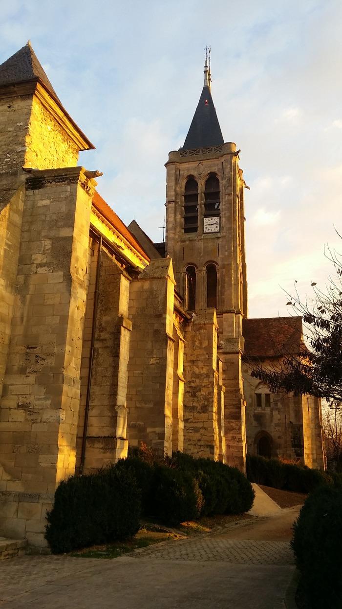 Journées du patrimoine 2018 - Visite de l'église Saint-Pierre-Saint-Paul de Gonesse