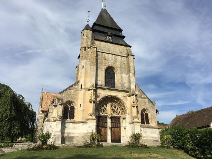 Journées du patrimoine 2018 - Visite libre de l'église Saint-Pierre-Saint-Paul