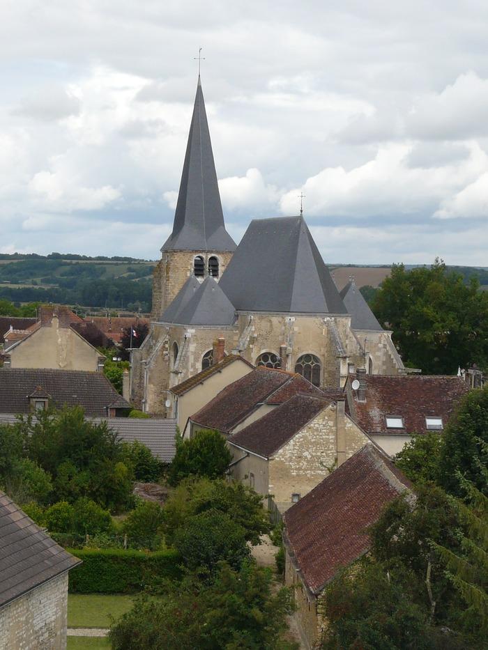 Journées du patrimoine 2018 - Visite de l'église Saint-Pierre et Saint-Paul