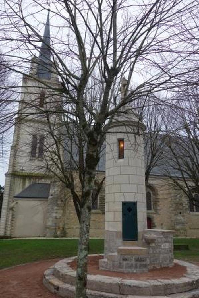 Journées du patrimoine 2018 - Visite de l'église Saint Pierre