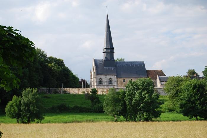Journées du patrimoine 2017 - Visite libre de l'église Saint-Sauveur