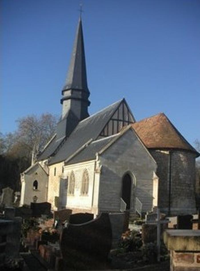 Journées du patrimoine 2018 - Visite libre de l'église Saint-Sauveur