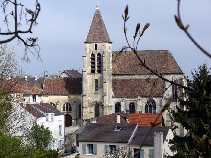 Journées du patrimoine 2018 - Visite de l'église Saint-Sulpice de Villiers-Adam