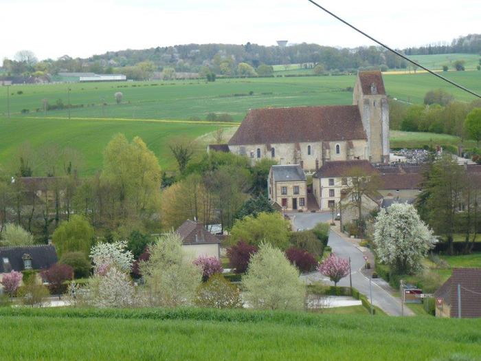 Crédits image : © mairie Ste-Céronne-Lès-Mortagne