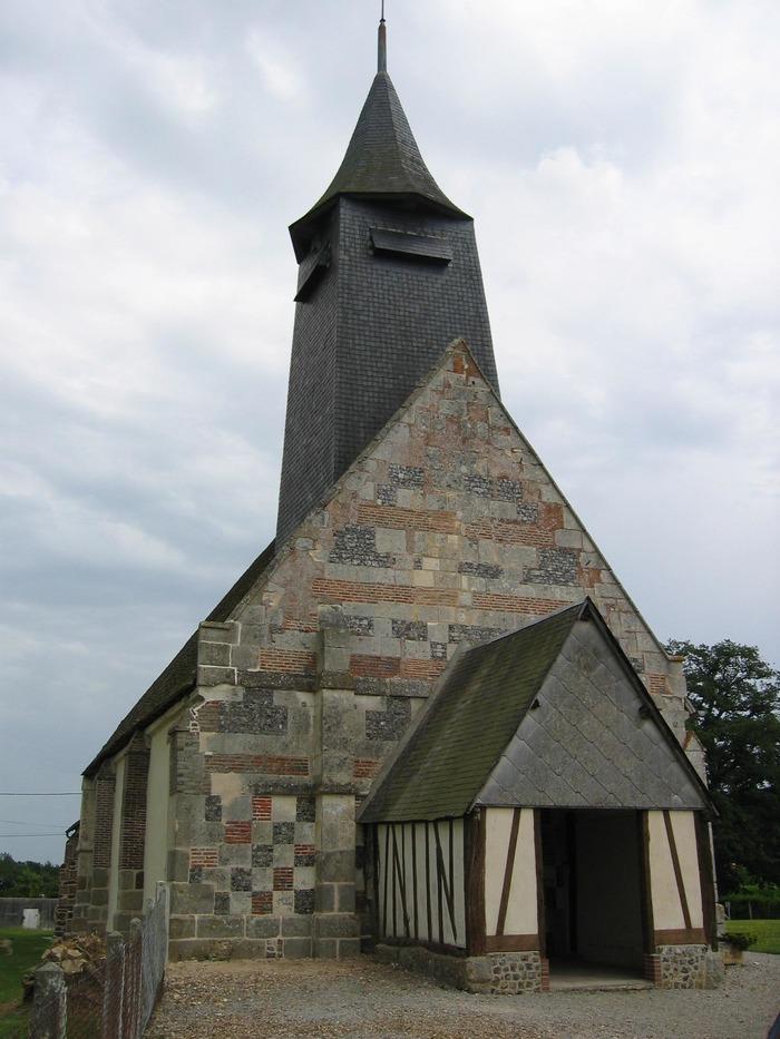 Journées du patrimoine 2018 - Visite libre de l'église Sainte-Eugénie