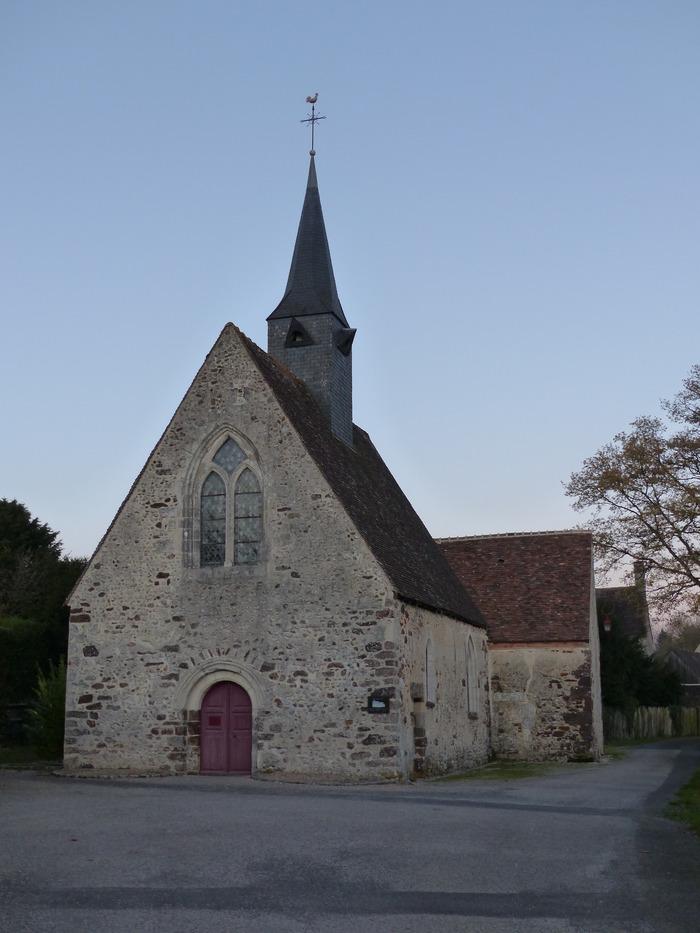 Journées du patrimoine 2018 - Visite libre de l'église Sainte-Madeleine