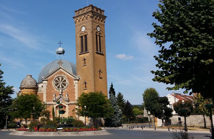 Journées du patrimoine 2018 - Visite de l'église Sainte-Marie de Magenta