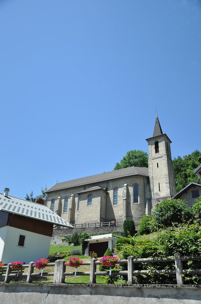 Journées du patrimoine 2017 - Visite de l'église St Barthélemy et de la chapelle