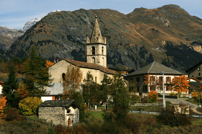 Journées du patrimoine 2018 - Val Cenis Sollières Sardières - Eglise St Etienne