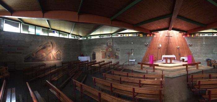 Journées du patrimoine 2018 - Visite de l'église St Jean-Marie Vianney