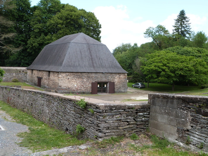Journées du patrimoine 2018 - visite de l'église St Jouin et du site de la Forge Neuve