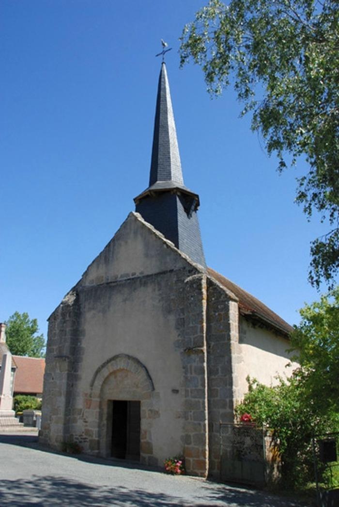 Journées du patrimoine 2018 - À la découverte de l'église Saint-Martin-de-Tours à Malleret-Boussac