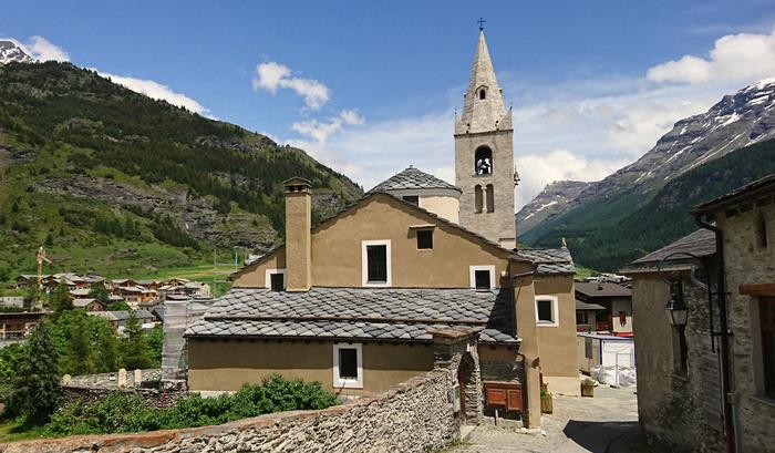 Journées du patrimoine 2018 - Val Cenis Lanslevillard - Eglise St Michel